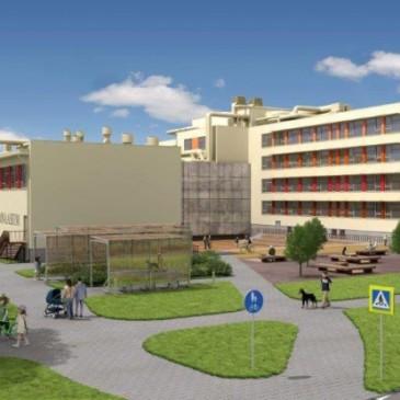 Tamme Gümnaasiumi uus hoone