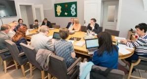 Täna külas Riigikogu kultuurikomisjon