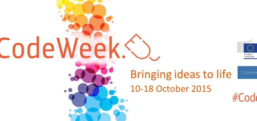 Code Week TTGs