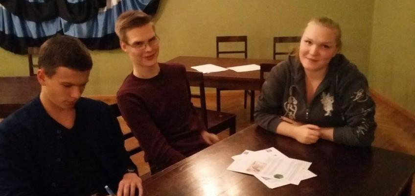 Tamme mälumängurid pääsesid üle-eestilise võistluse finaali