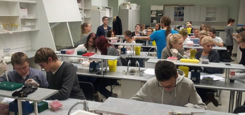 Biotehnoloogia laboripraktikumid