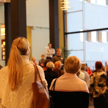 Eesti bioloogia- ja keemiaõpetajad kogunesid TTG-s