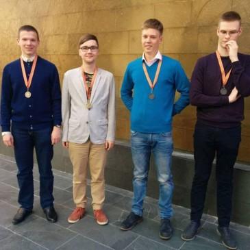 Eestis kolmandad mälumängurid õpivad Tammes