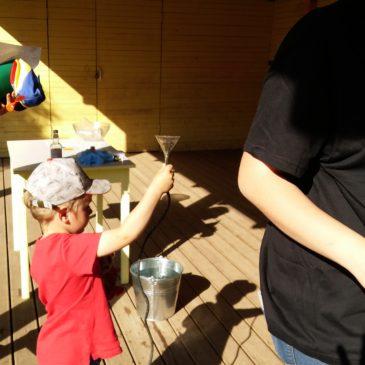 Veepäev Helliku lasteaias