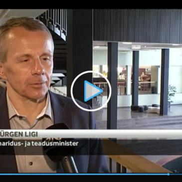 Geenilaborit külastas minister ning artikkel koos videoga ilmus Novaatoris