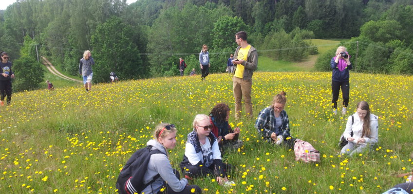 Botaanika suvepraktika (10.LO)