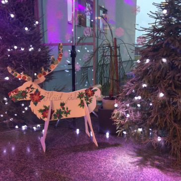 Tartu Annelinna Gümnaasiumi jõuluüllatus