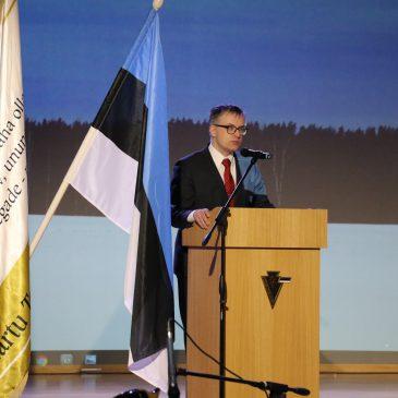 Eesti Vabariigi 99. aastapäevale pühendatud aktus