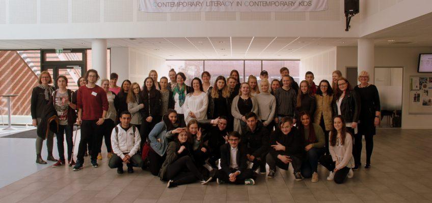 Muljeterohke õpilaager Taanis