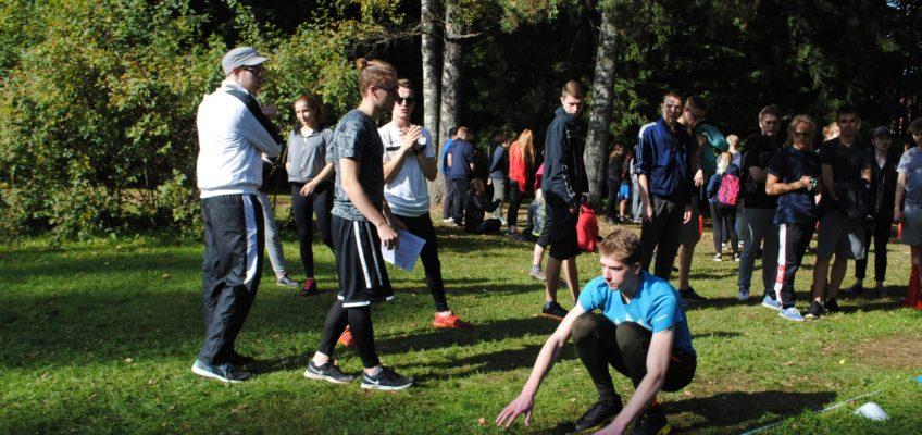 Spordinädal Tartu Tamme Gümnaasiumis