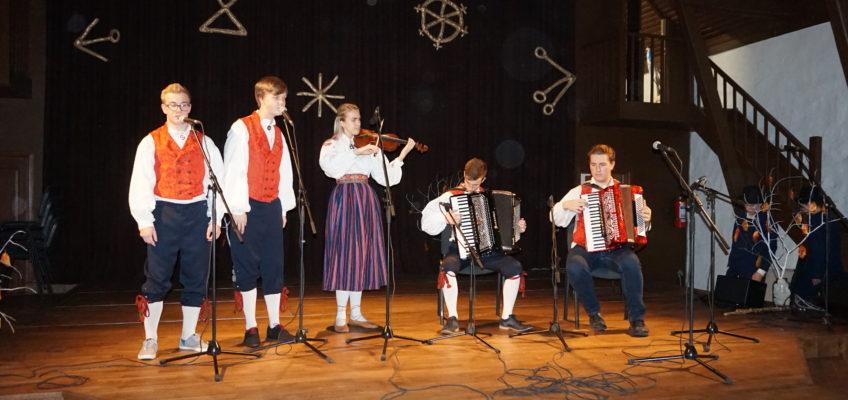 II Tartu noorte folkloorifestival