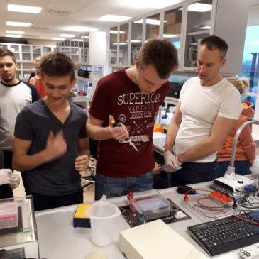 Biotehnoloogia praktikumid