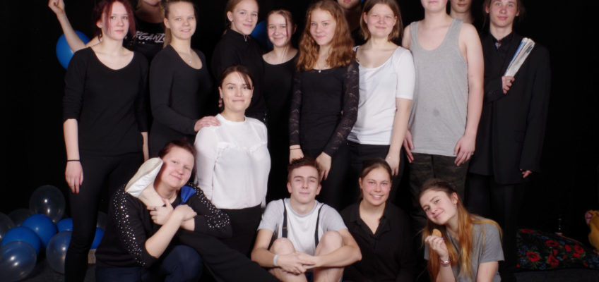 (EST) Tamme gümnaasium kooliteatrite festivalil