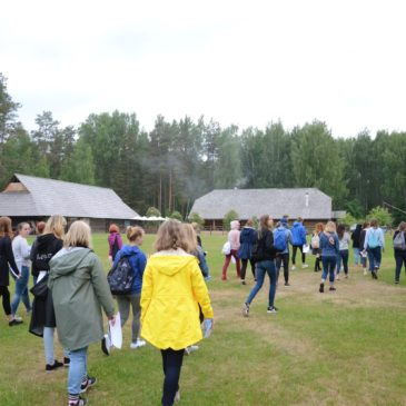 10. KU keskkonna ja kultuuriloo praktika Setu- ja Võrumaal