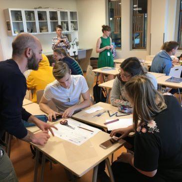 Loodusteadusi populariseeriva koostöökohtumise tulemusel valmis hariv õppepäev