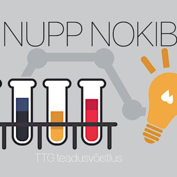 """Toimus TTG teadusvõistlus """"Nupp nokib IV"""""""
