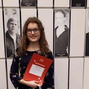Lisbeth Vallimäele Vanemuise kriitikakonkursi auhind
