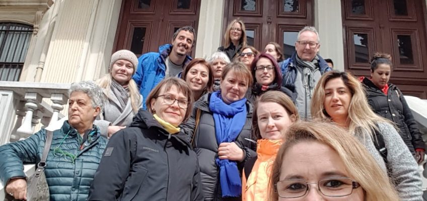 Õpiränne Türki Erasmus+ raames
