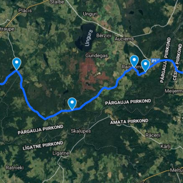 Keeleretk Riia—Tartu 8.VI—15.VI 2019