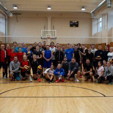 Vilistlasturniir korvpallis ja võrkpallis 2019