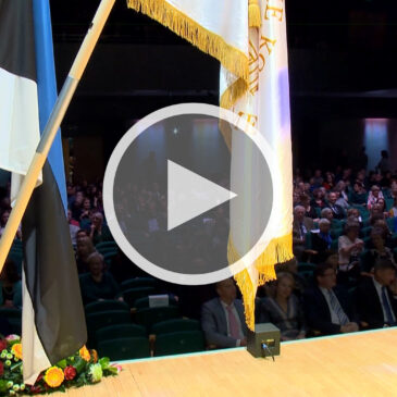 Video: Tamme Gümnaasiumi juubel Vanemuises