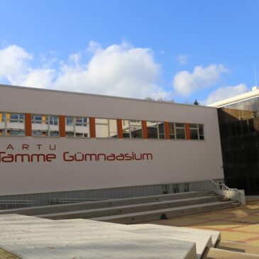 Tartu Tamme Gümnaasium otsib oma meeskonda õppenõustajat