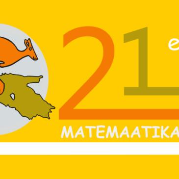 Matemaatika võistlusmäng e-känguru