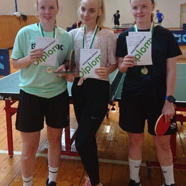 Tamme Gümnaasium edukas Tartumaa ja Põlvamaa koolidevahelistel lauatennise meistrivõistlustel.