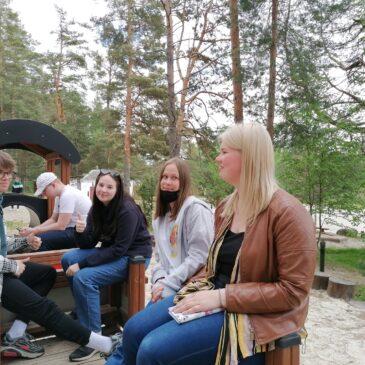 10. kultuuriklassi keskkonna ja kultuuriloo praktika